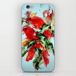 Bouquet iPhone Skin