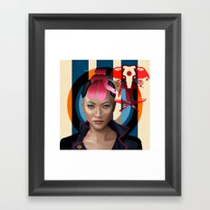 Queen of Darkness Far Cry 4 -  Yuma Framed Art Print
