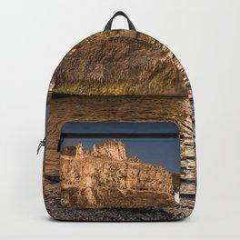 Desert Waterfall - Summer In Palouse Backpack