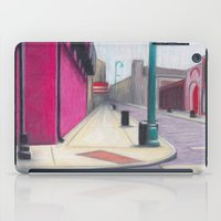 memphis iPad Cases featuring Memphis Drawing by wendygray