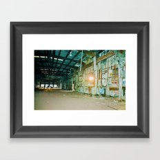 Let the Sun Shine In Framed Art Print