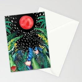 djungelfeber Stationery Cards