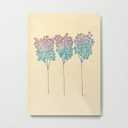- 3 - Metal Print