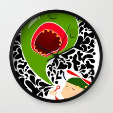 Blow for Kids Wall Clock