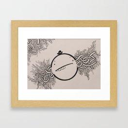 Curious Creation 1 Framed Art Print