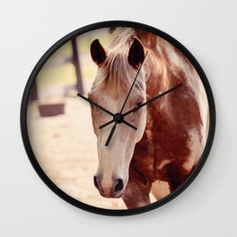Please Pet Me Wall Clock