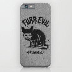 furr evil iPhone 6s Slim Case