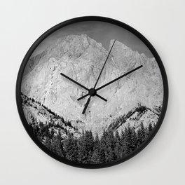 Imposing Ridge Wall Clock