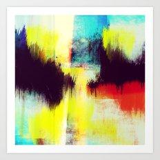 A Subdued Trance Art Print