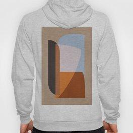 Minimal Abstract Art 001 Hoody