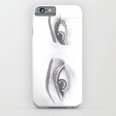 Look Into My Eyes iPhone 6s Slim Case