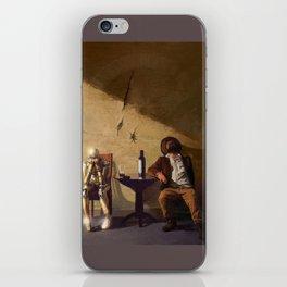 Space Cowboy iPhone Skin