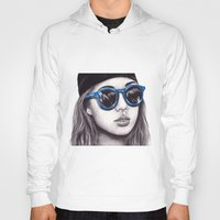 coachella Hoodies featuring Coachella  by Bella Harris