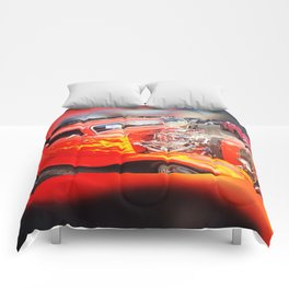 Ford Hot Rod 1932 Comforters