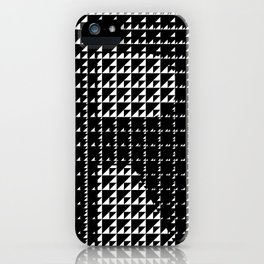 Beautifully Emergence Letter R iPhone Case
