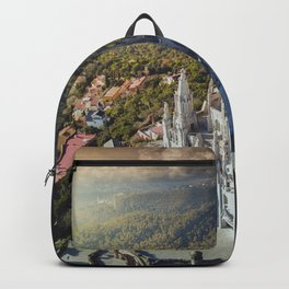 Temple of the Sacred Heart of Jesus Backpack