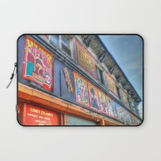 Coney Island USA Building Laptop Sleeve