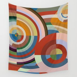 Colour Revolution TWO Wall Tapestry