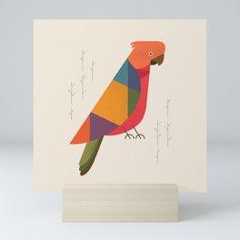 Australian King Parrot Mini Art Print