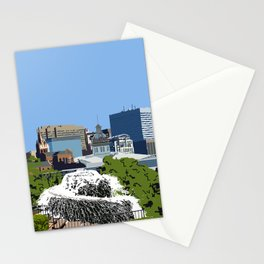 ColumbYEAH SC - Pixel City Stationery Cards