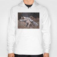 werewolf Hoodies featuring Werewolf by Monster Brand