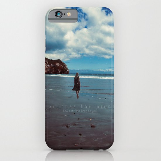 ANATA NO TAME NI iPhone & iPod Case