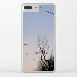 Migrate Clear iPhone Case