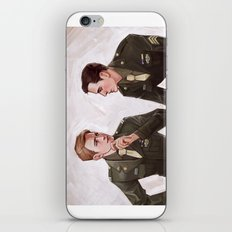 Two Kids from Brooklyn iPhone & iPod Skin