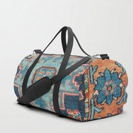Karabakh  Antique South Caucasus Azerbaijan Rug Print Duffle Bag