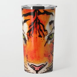 Tiger in the Shadows Travel Mug