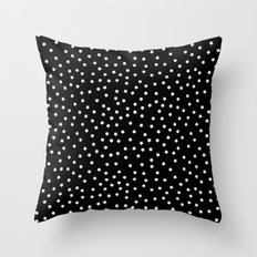 Map of the star II Throw Pillow