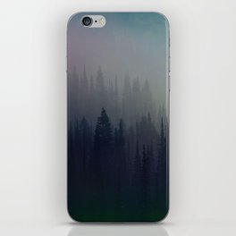 Boreal Forest iPhone Skin