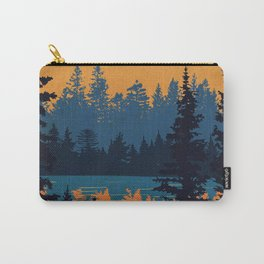Algonquin Park Poster Carry-All Pouch