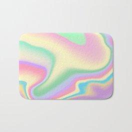 Holographic Design Bath Mat