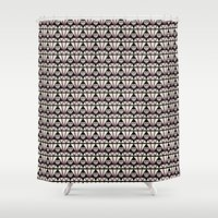 hipster Shower Curtains featuring Hipster by BySPDesign
