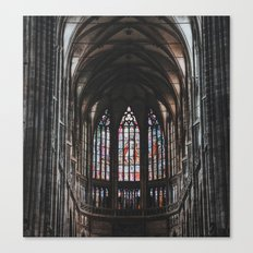 St. Vitus Cathedral, Prague II Canvas Print