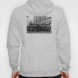 World-Renowned Physicists of 1927 at Solvay Conference Hoody