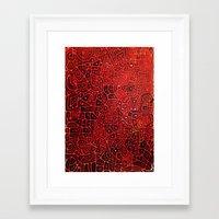cuba Framed Art Prints featuring Cuba by Jose Luis