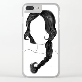 Braid Clear iPhone Case