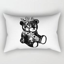 Bear King Splash Rectangular Pillow