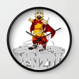 Tenzin Wall Clock