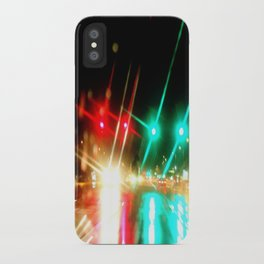 Always Stop and Go iPhone Case