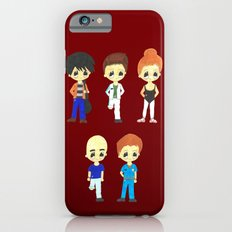 MiniPolseres 2a temporada Slim Case iPhone 6s