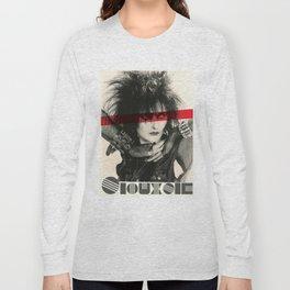 Siouxsie Sioux Long Sleeve T-shirt