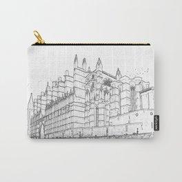 La Seu, the Cathedral of Palma de Mallorca Carry-All Pouch