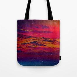 Time Wind Tote Bag
