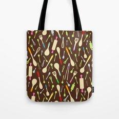 Wooden Wonders Tote Bag