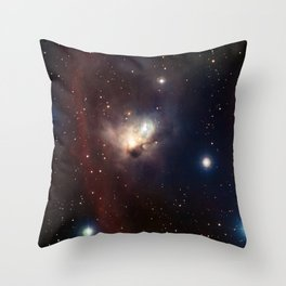 Nebula NGC 1788 Throw Pillow