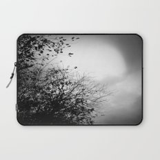 Winter trees Laptop Sleeve
