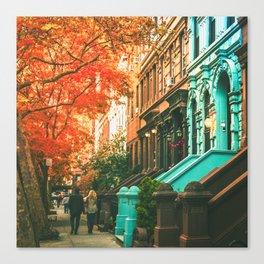 New York City Canvas Print